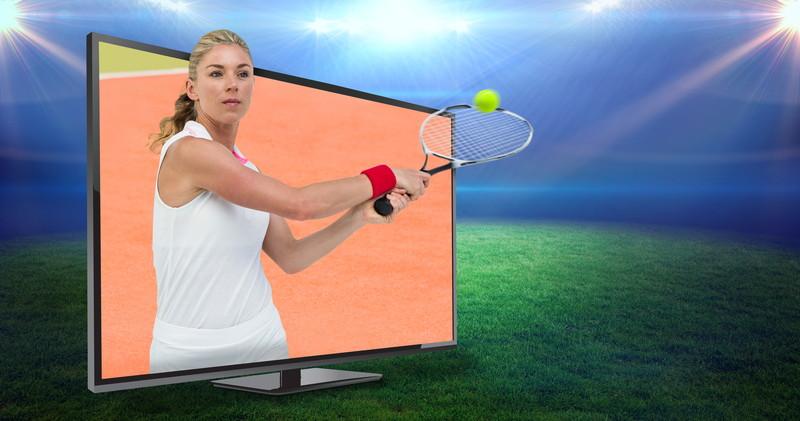 テニスをライブベット